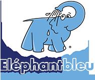 Elephant bleu Auray Pluneret Lorient Locminé