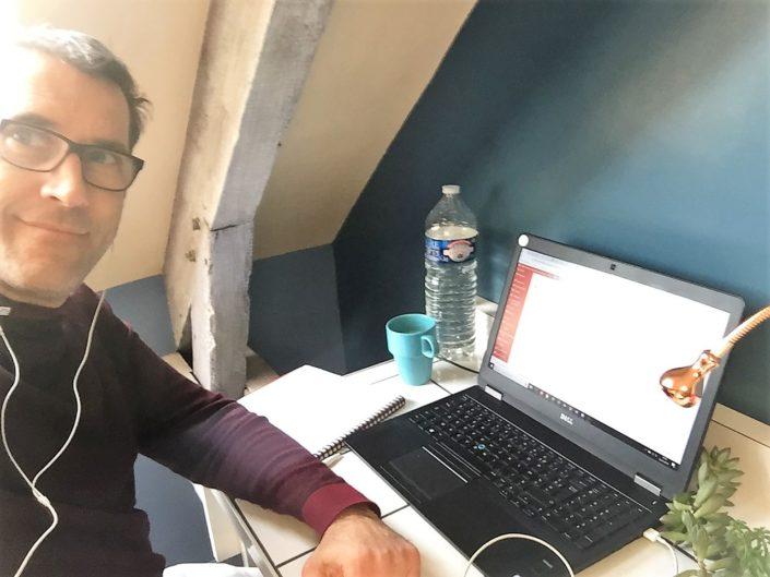 Journée de coworking à L'Argonaute