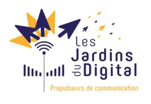 Logo les Jardins du Digital